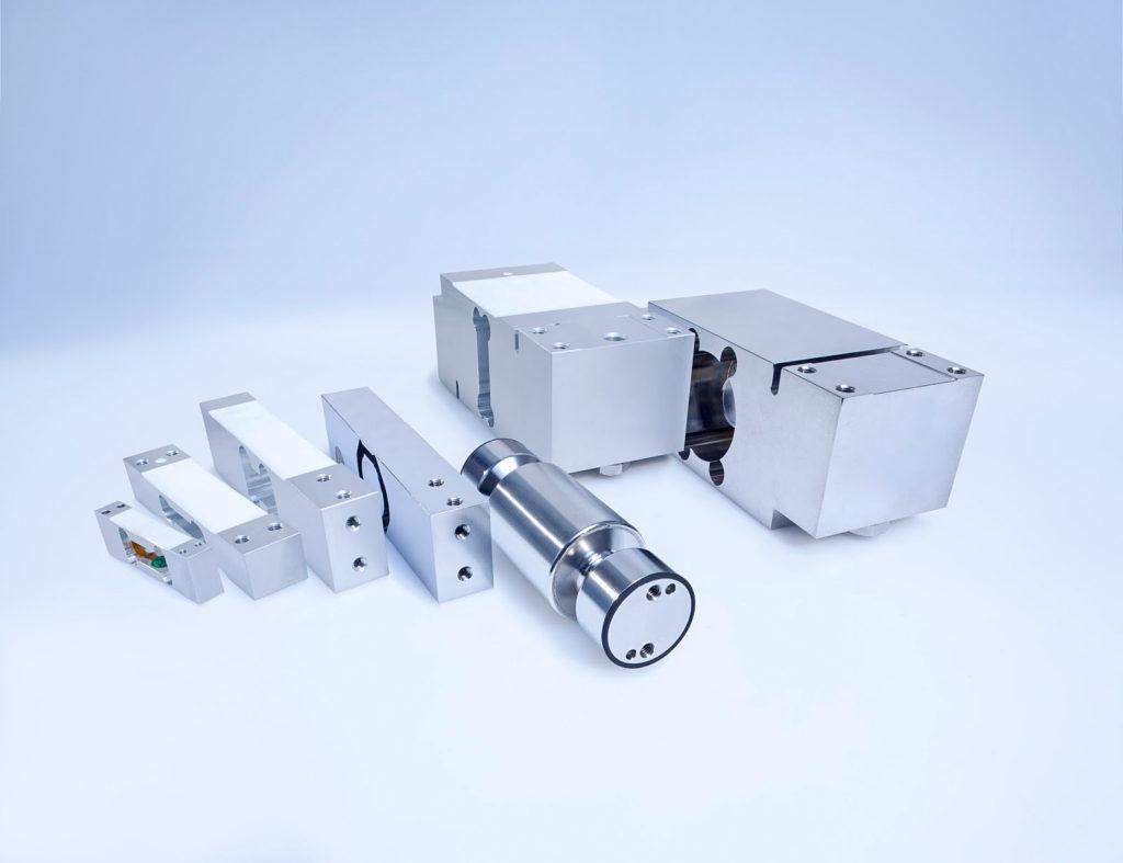Celulas de carga industrial HBM