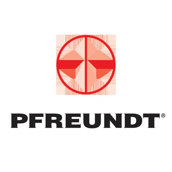 Pfreundt logo